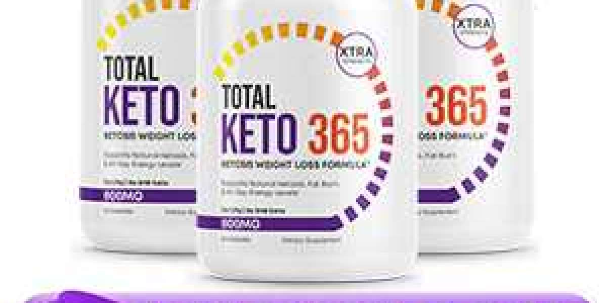 Total Keto 365 - Improve Your  Health Today Special Offer