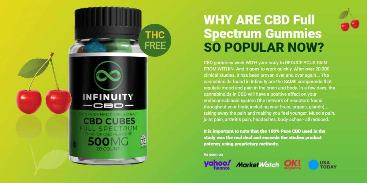 7 and a Half Very Simple Things You Can Do To Save Infinite CBD Gummies