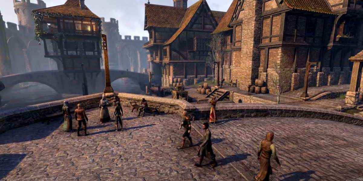 ESO Gold Guide, Method, Way - Resource Grinding