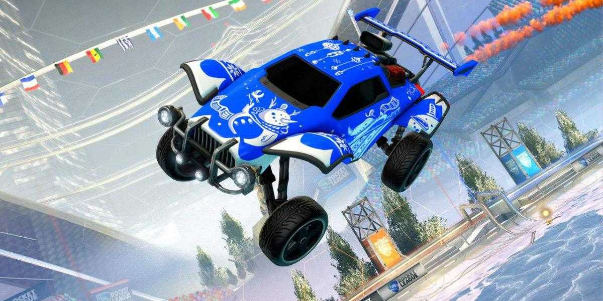 Nintendo and Psyonix Studios these days revealed at E3 2017 that Rocket League