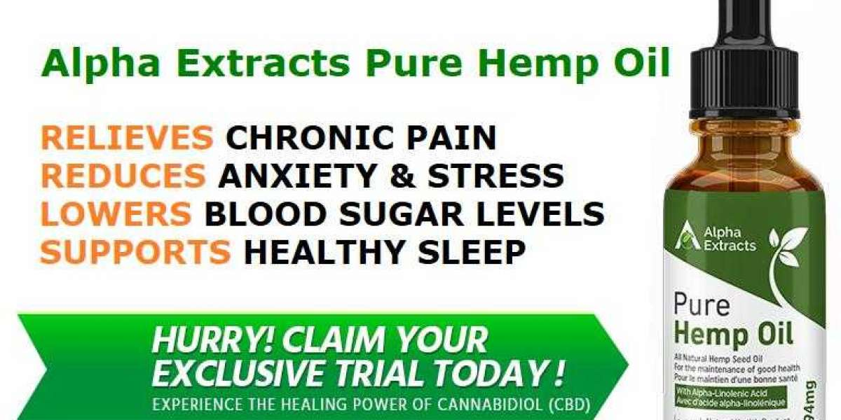 Pourquoi choisir Alpha Extracts Pure Hemp Oil Canada?
