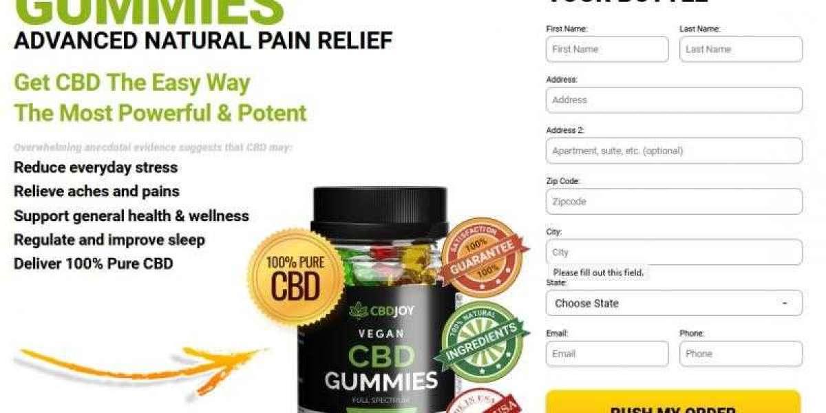 How To Use CBD Joy Vegan CBD Gummies?