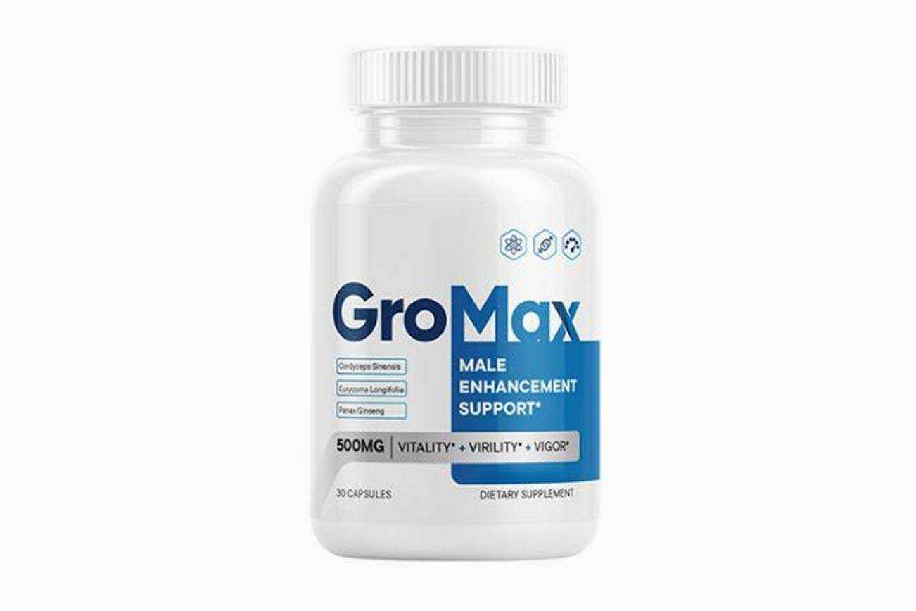 GroMax Nootropic Profile Picture