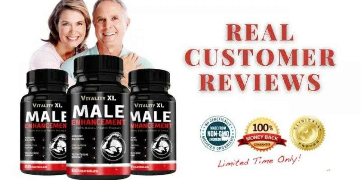 Vitality XL ''Male Enhancement'' - BEST FOR LONG LASTING IN BED?