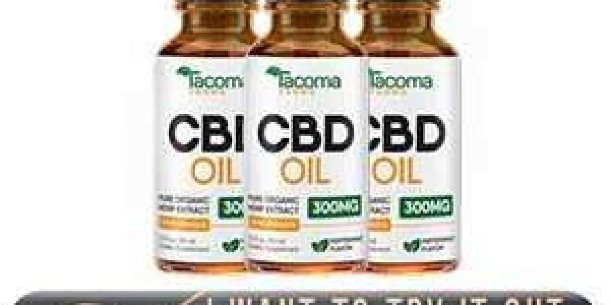 Tacoma Farms CBD Oil™ [Official] 100% Natural