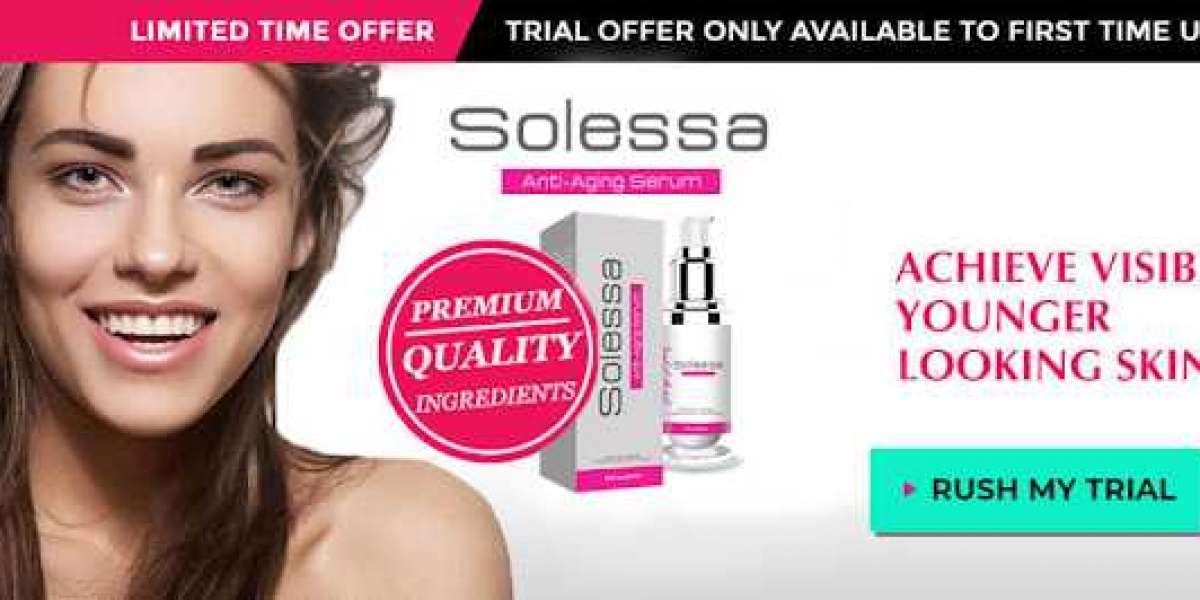 Solessa Skin Care - Serum Enhanced Moisturizer For Aging Free Skin!