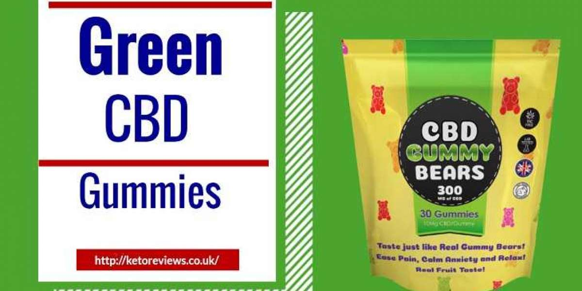 Read The Instructions Before Buying Green CBD Gummies UK!