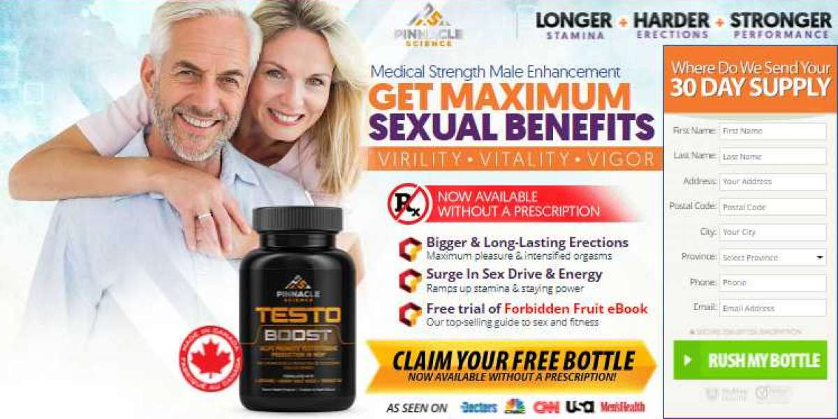 Pinnacle Science Male Enhancement Canada for better performance
