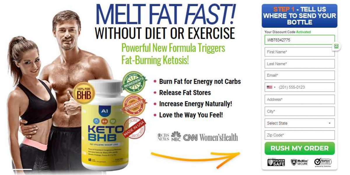 A1 Keto BHB - Easiest Way To Lose Weight With Diet.