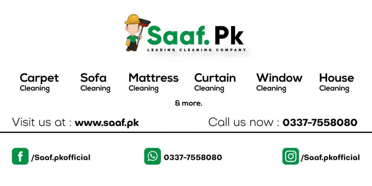 The sofa cleaning services in Karachi