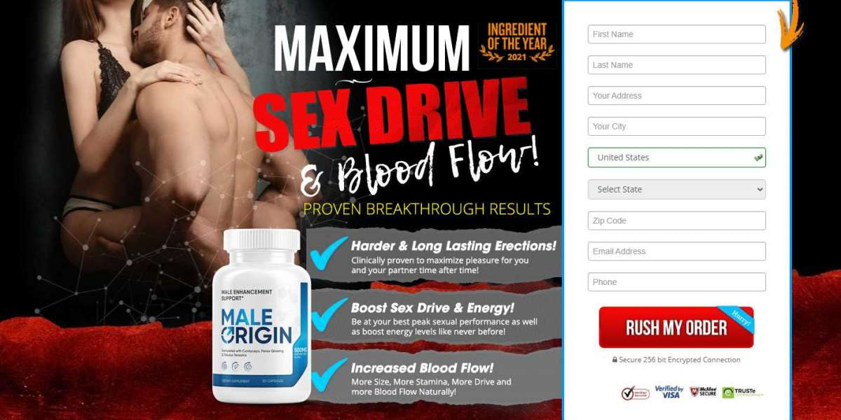 Male Origin Male Enhancement Review ??♀️ : Price SCAM? Reviews & Where To Buy