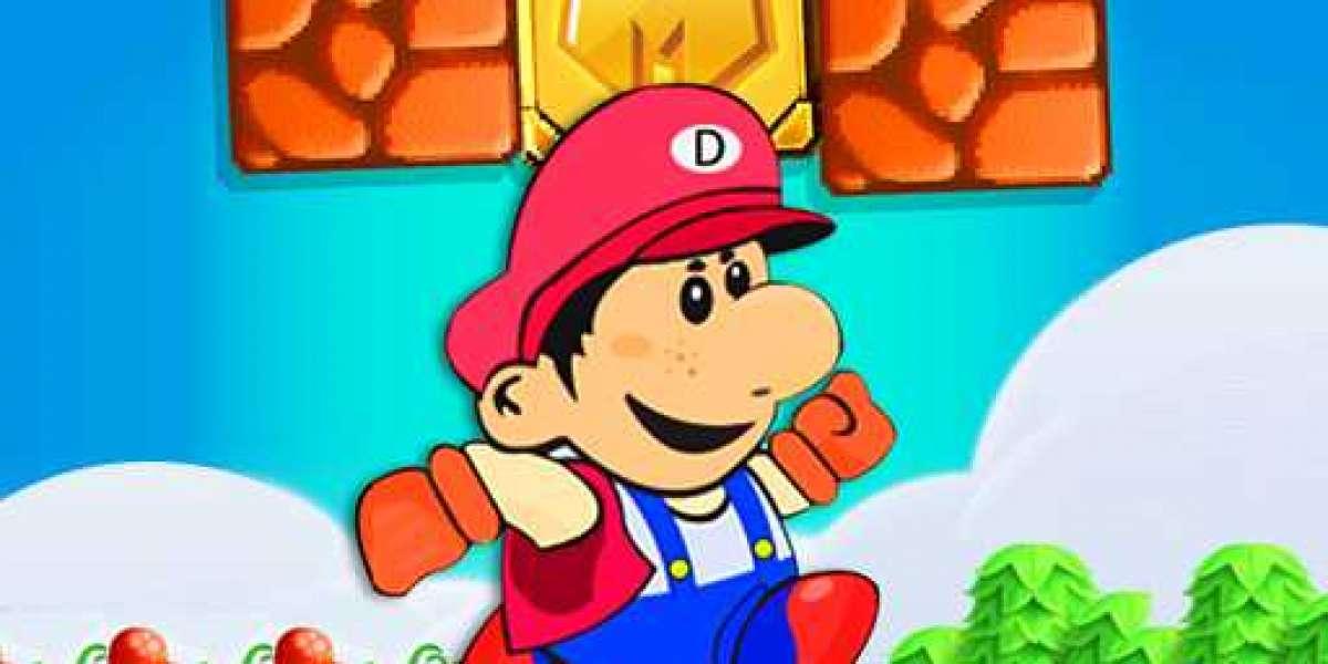 New Super Mario Bros U Deluxe Gameplay Walkthrough