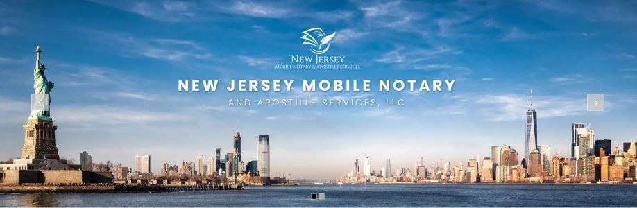 New Jersey Mobile Notary & Apostille Services Cover Image