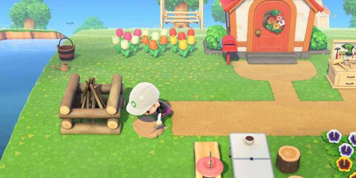 Animal Crossing: Unique fan art in the game that excites players