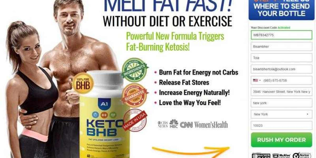A1 Keto BHB Improve Your  Health Today Special Offer