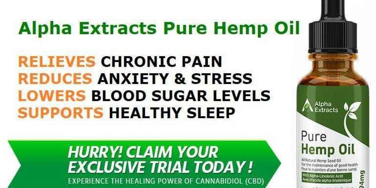 How Does Alpha Extracts Hemp Oil Work In The Body?