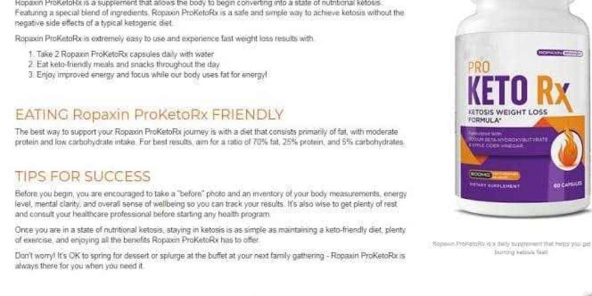 Pro Keto RX Diet Plan Review
