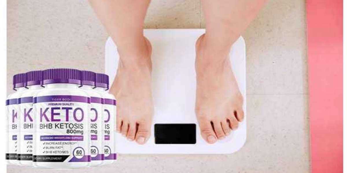 Tiger Bodi Keto Weight Loss Review