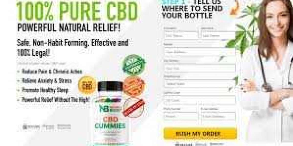 Natures Boost CBD Gummies USA Price For Sale, Working & Reviews
