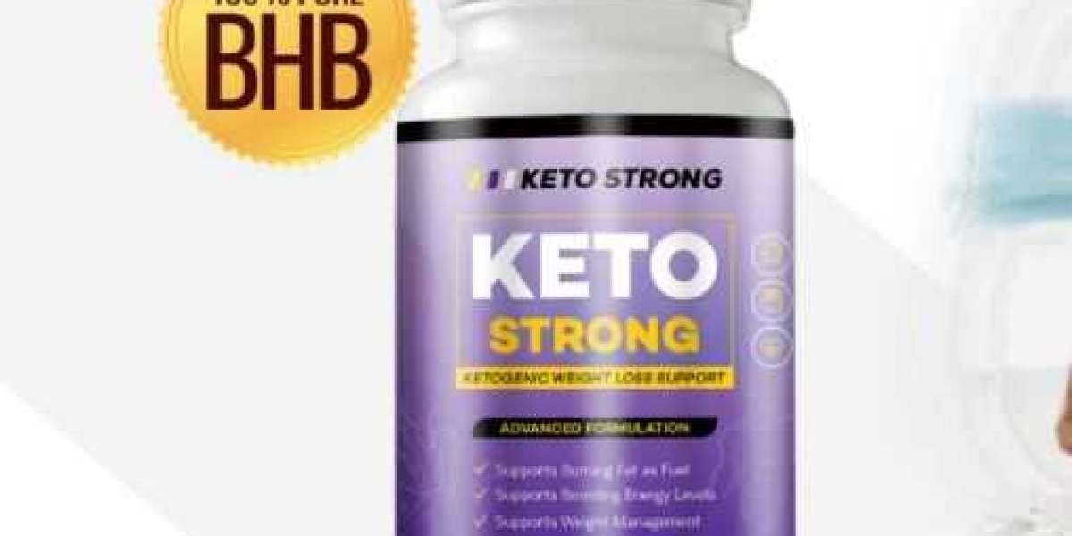 Keto Strong Review – The Proven Ketogenic Pills To Burn Tummy Fat!