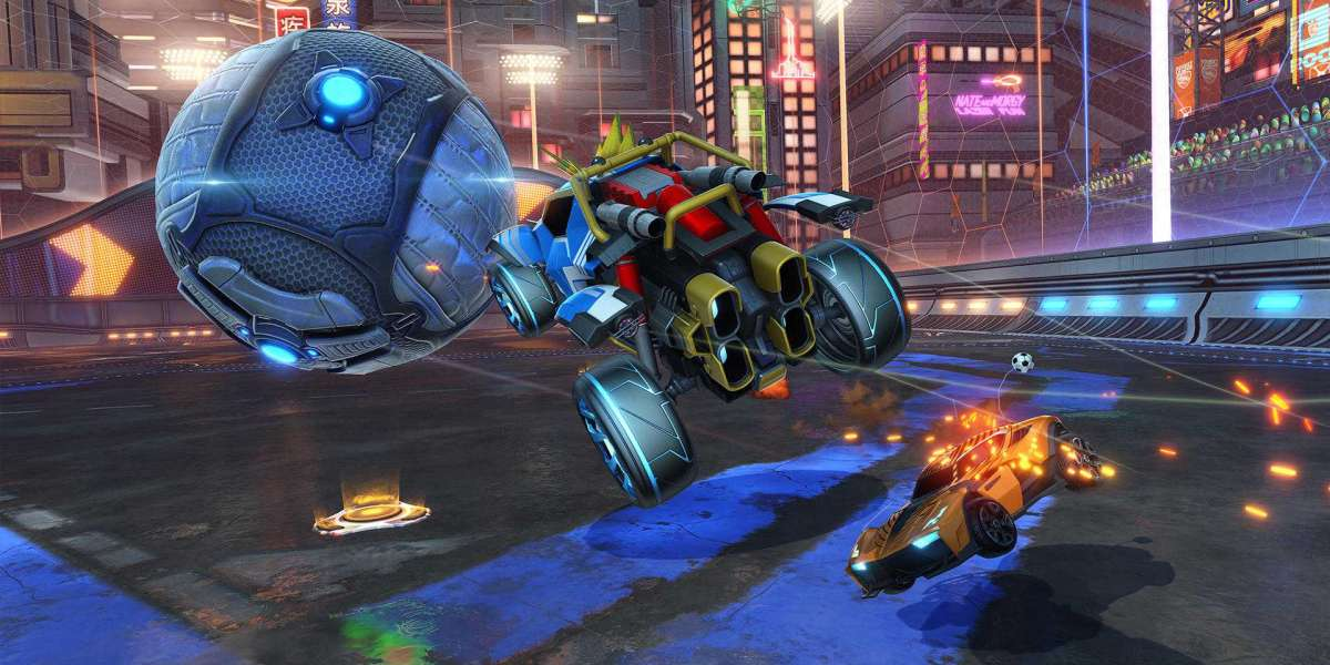Rocket League Items another versatile item later on