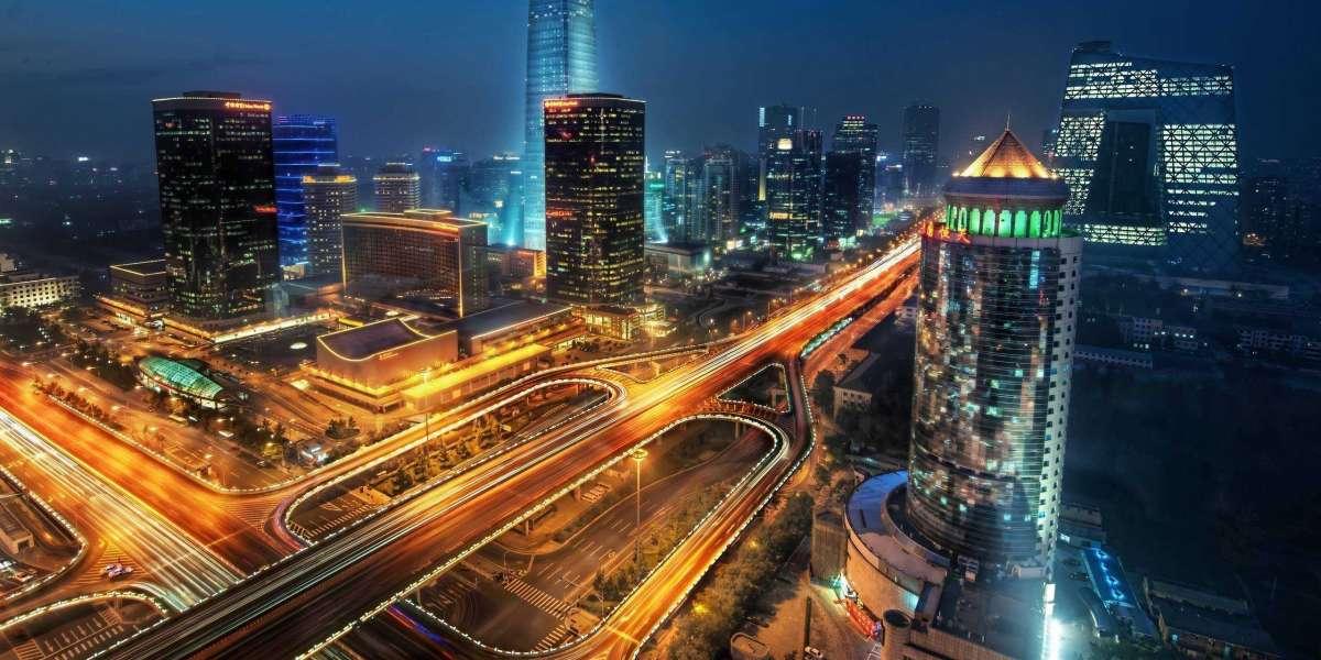 Working in Shanghai