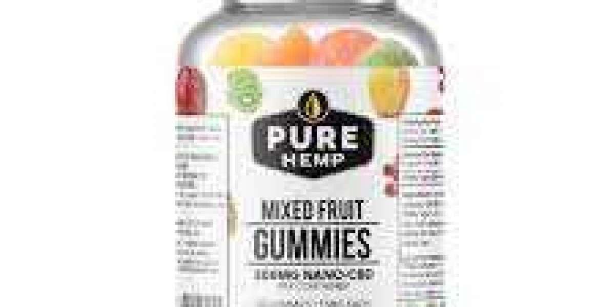 Pure Hemp Gummies