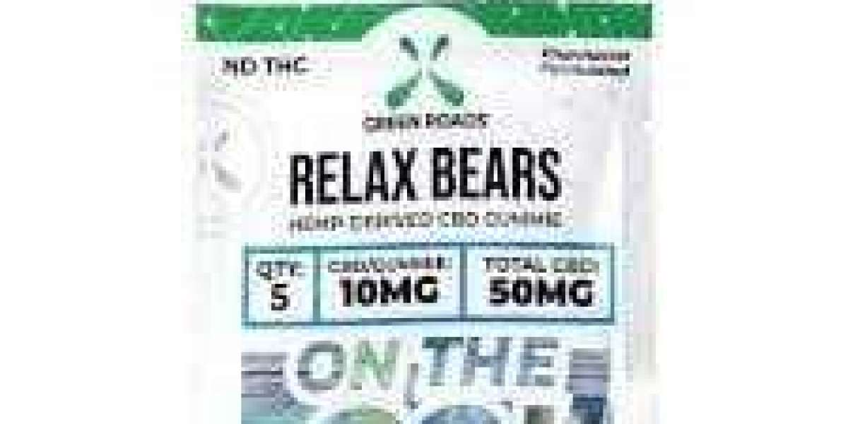 Green Roads CBD Relax Bears 50mg Reviews