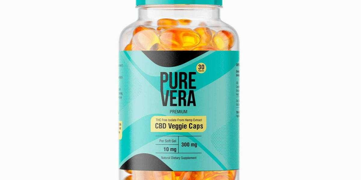 Pure Vera CBD Gummies Reviews: Ingredients & Price !