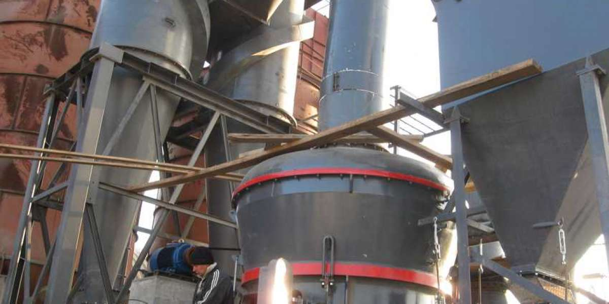 Ore Feeding Amount Of Vertical Roller Mill