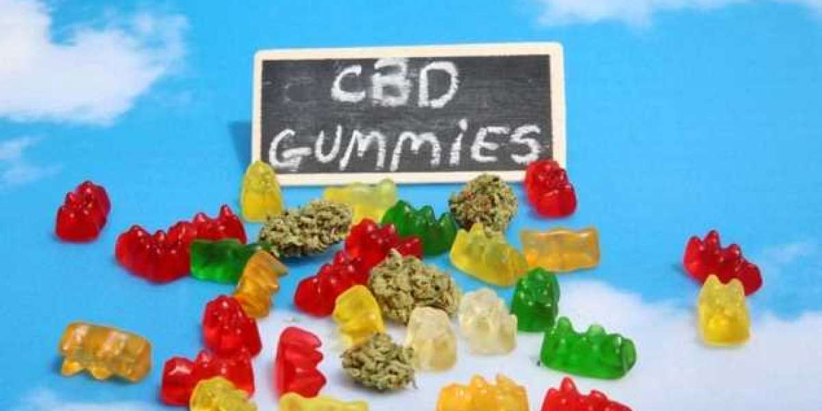 Ron MacLean CBD Gummies Bears - The Ideal Product for Joint Pain Relief!