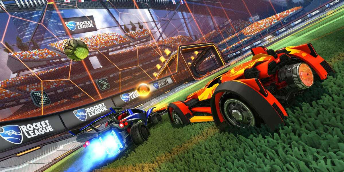With the Llama-Rama Rocket League and Fortnite tie-in event arising