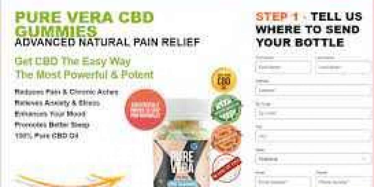 Pure Vera Premium CBD Gummies Side Effects