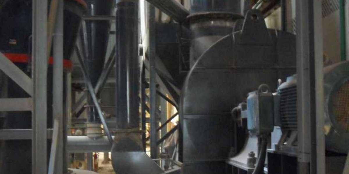 Working Efficiency Of Ultrafine Vertical Mill