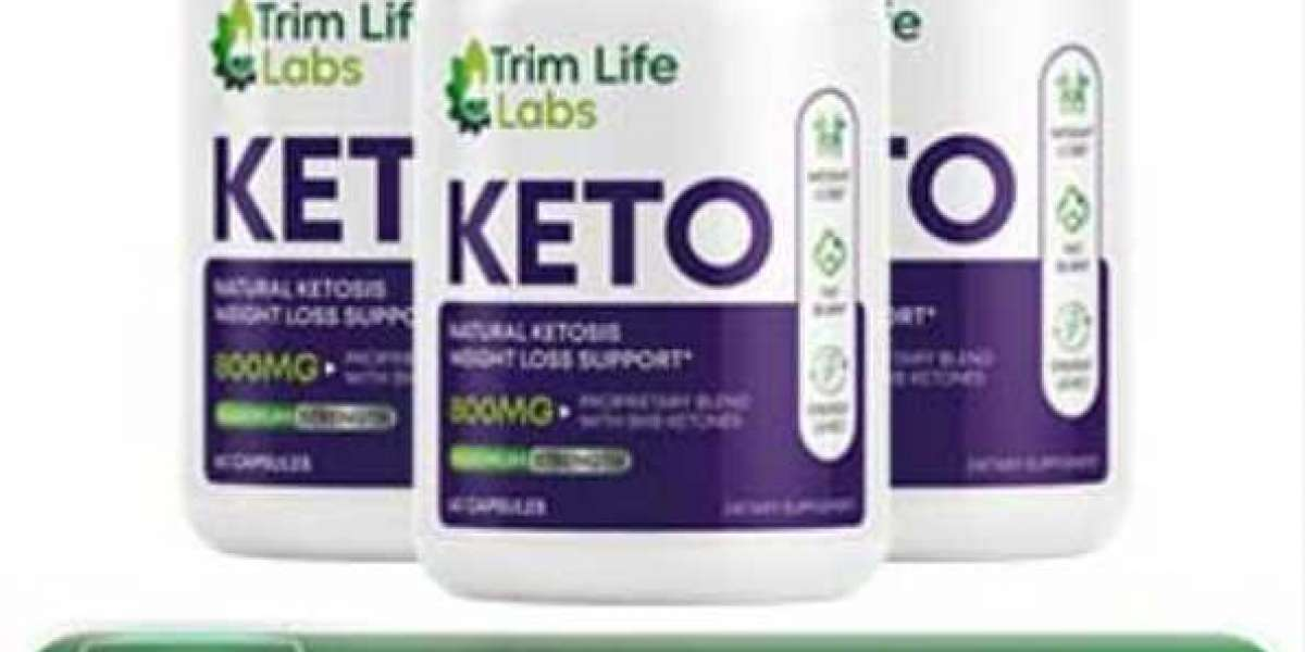 Trim Life Keto- Formula For Lose Weight! Shark Tank Rx Review
